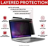 SightPro Magnetic Privacy Screen for MacBook Pro 13 Inch (2016, 2017, 2018, 2019) | Laptop Privacy Filter and Anti-Glare Protector