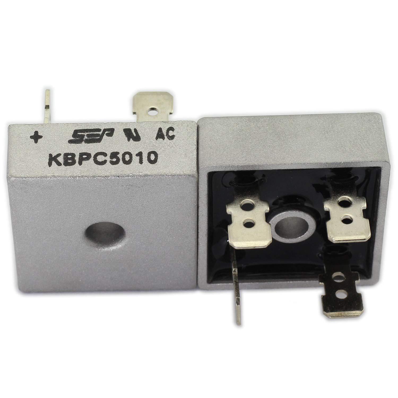 KBPC2510 RECTIFIER BRIDGE 25A 1000V KBPC 2PCS