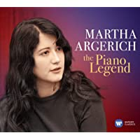 Martha Argerich: the Piano Legend (Best of 2cd)