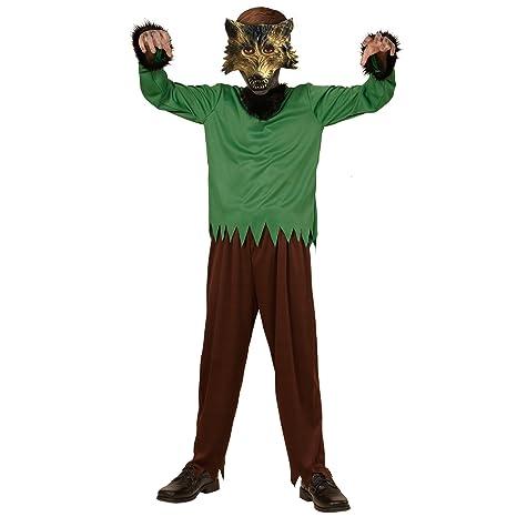 WIDMANN - Disfraz de Hombre Lobo, L (00238)