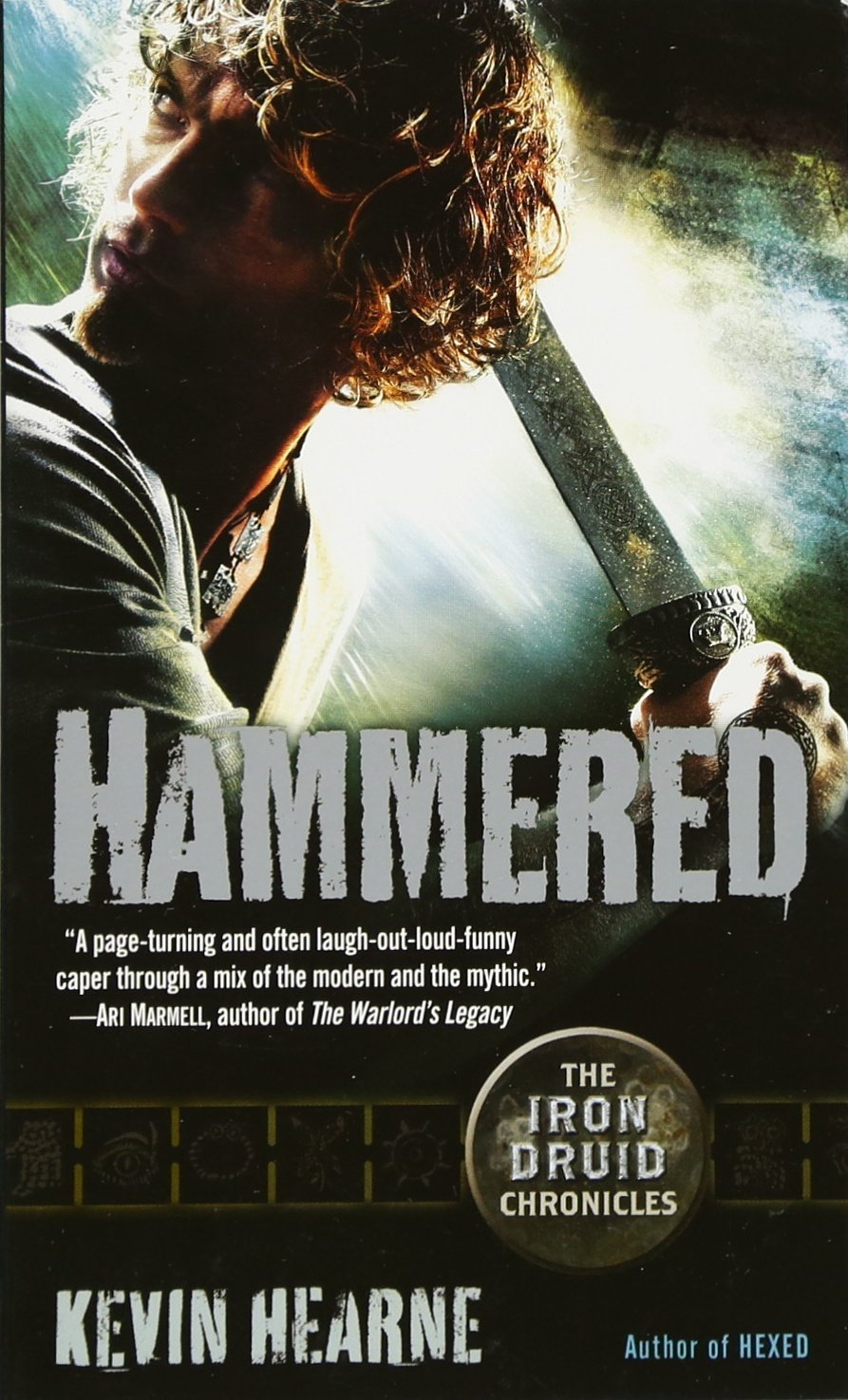 Hammered Druid Chronicles Kevin Hearne product image