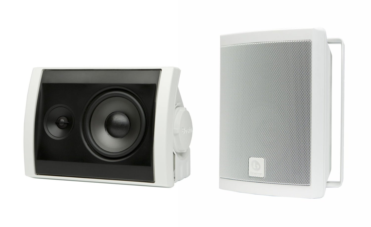 Boston Acoustics Voyager 40 White Outdoor Speakers Home A 250 Audio Theater