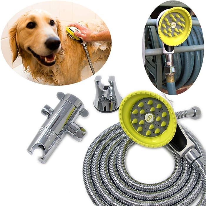 The Best Dog Wash Garden Hose Kit