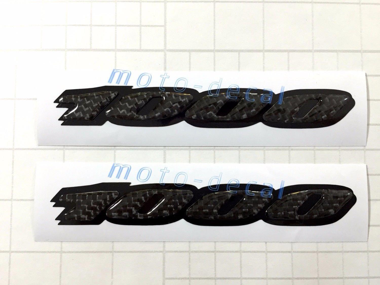 2 GSXR CBR 1000 OUTLINE  STICKER DECAL