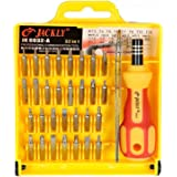 billionBAG Jackly 32 In 1 Interchangeable Precise Screwdriver Tool Set With Magnetic Holder
