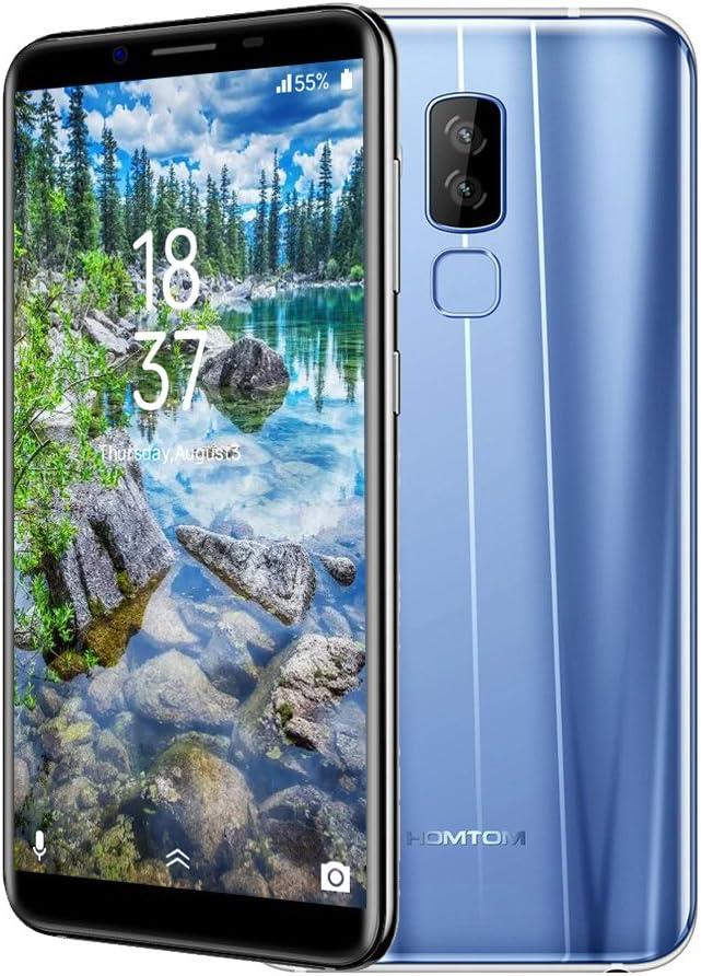HOMTOM S8 Smartphone de 5,7 Pulgadas,Teléfonos Móviles Libres ...