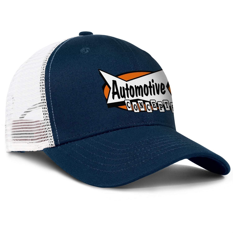Car Audio Concepts Mens Womens Mesh Back Running Trucker Cap Classic Sun Hat