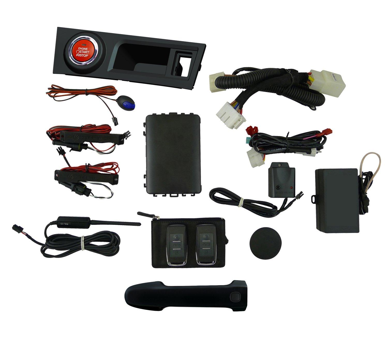 Easygo Am Frs D4s Smart Key Remote Start And Alarm System With Raven Scytek Car Wiring Diagram Drivers Door Handle For Scion Fr S Motorbike