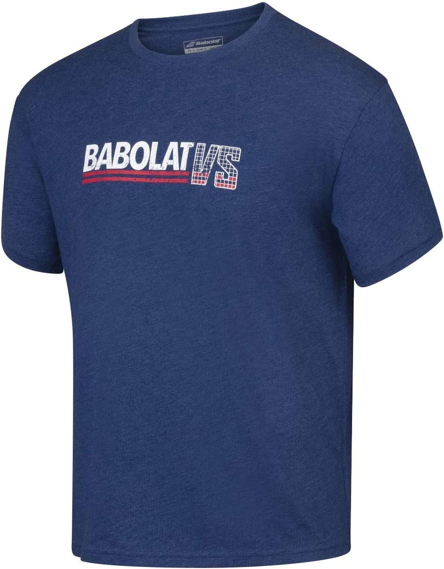Babolat T-Shirt Exercise Vintage