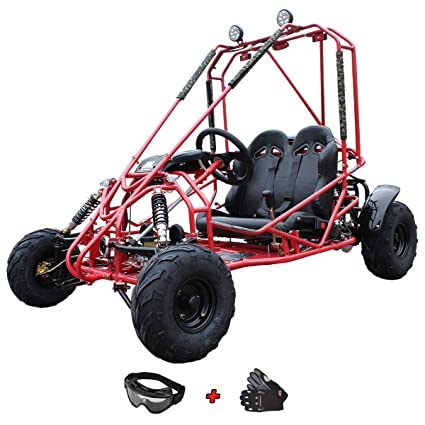 Kids Dune Buggy >> Amazon Com X Pro 125cc Go Kart Large Size Dune Buggy Kids