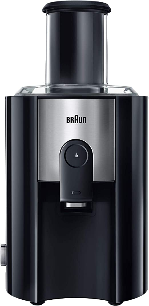 Braun J 500 Entsafter Identity Collection wei/ß