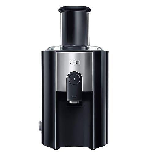 Braun Multiquick J500 Juice Extractor Review