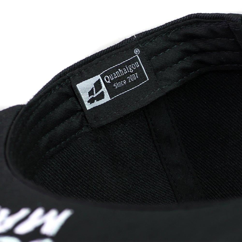Amazon.com: Gorra de béisbol con diseño de ...