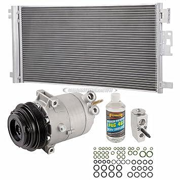 Nueva AC Compresor y embrague con completa a/c Kit de reparación para Chevy Malibu - buyautoparts 60 - 80507r6 nuevo: Amazon.es: Coche y moto