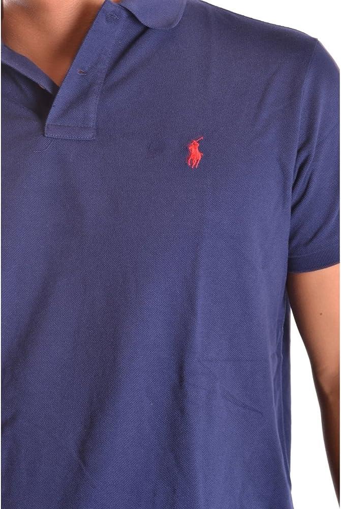 Ralph Lauren Newport Navy Polo para Hombre: Amazon.es: Ropa y ...