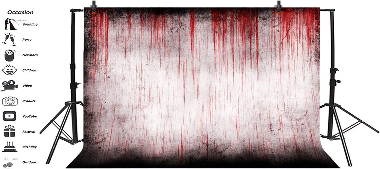 Laeacco 20 3 X 16 5 M Blutige Grunge Wand Hintergrund Kamera