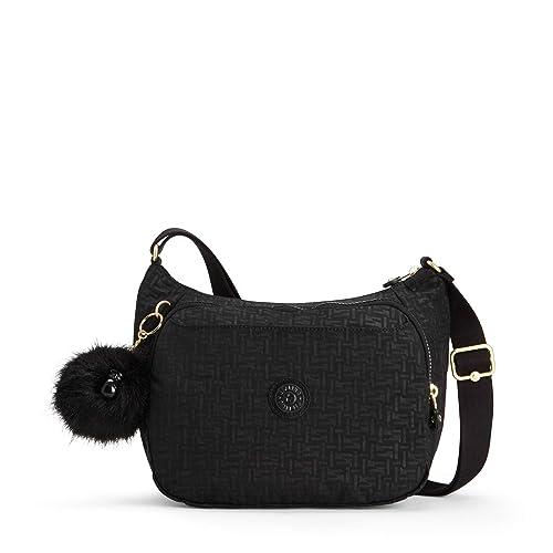 48fd648144 Kipling Cai, Women's Cross-Body Bag, Black (Black Pylon Emb ...
