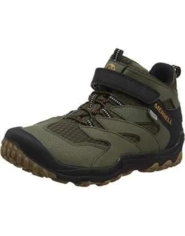 a681f76063 Merrell Unisex Kids' M-Chameleon 7 Mid a/C Waterproof High Rise Hiking
