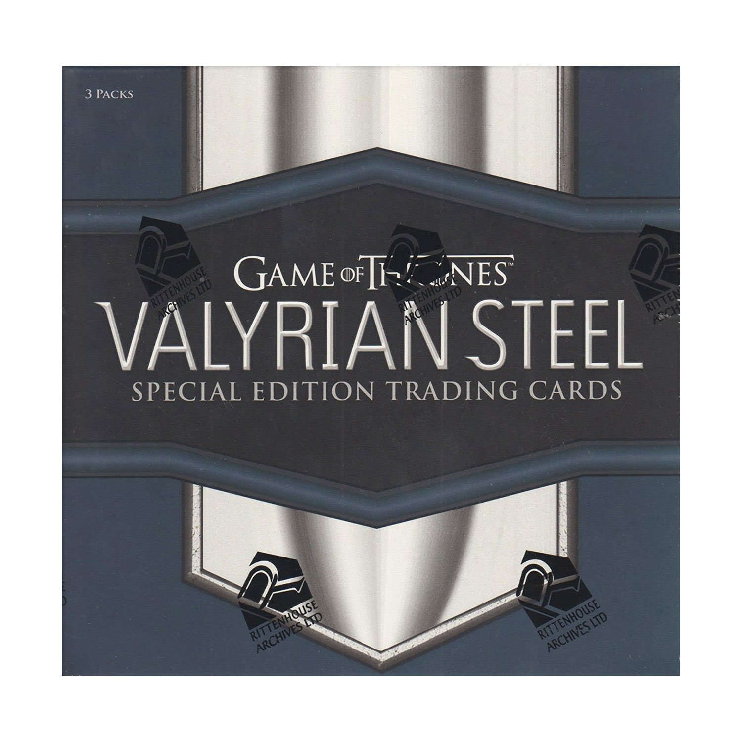 Game of Thrones: Valyrian Steel Trading Card Box by Game of Thrones