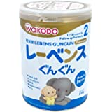 Wakodo Lebens, Toddler Milk Formula, 1-3 years, 850g