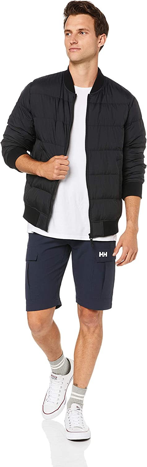 Helly Hansen Men's Hh Qd Cargo 11 Sport Shorts Blue/597 Navy