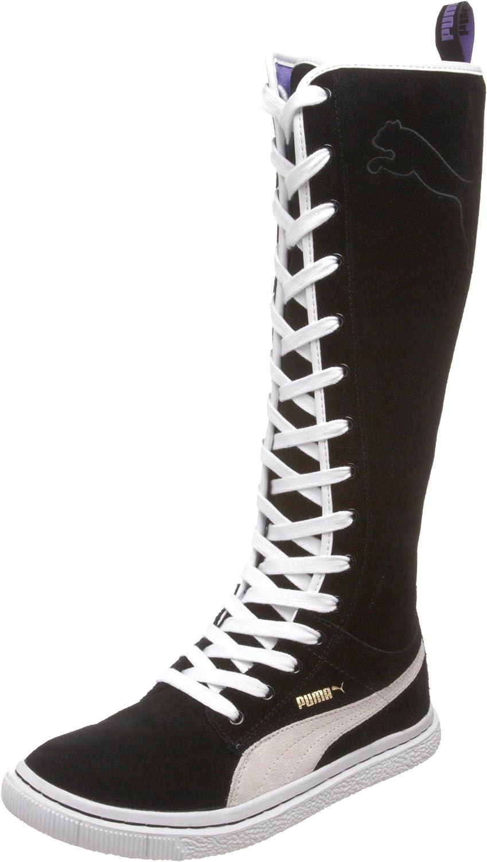 PUMA Women's Dr. Clyde Tall Sneaker
