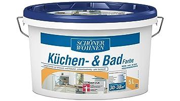 Schöner Wohnen Farbe Küchen U0026 Bad Farbe Weiß Weiß ...