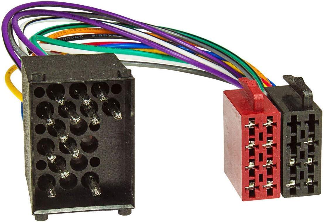 Tomzz Audio 7004 001 Radio Adapter Kabel Passend Für Elektronik