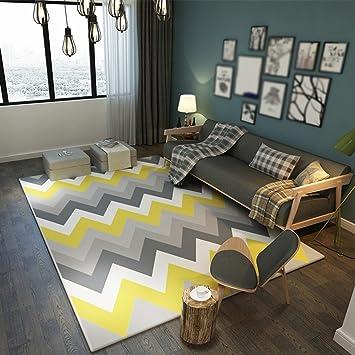 Amazon.de: Teppiche Wohnzimmer Teppich Wohnzimmer Teppich Sofa ...