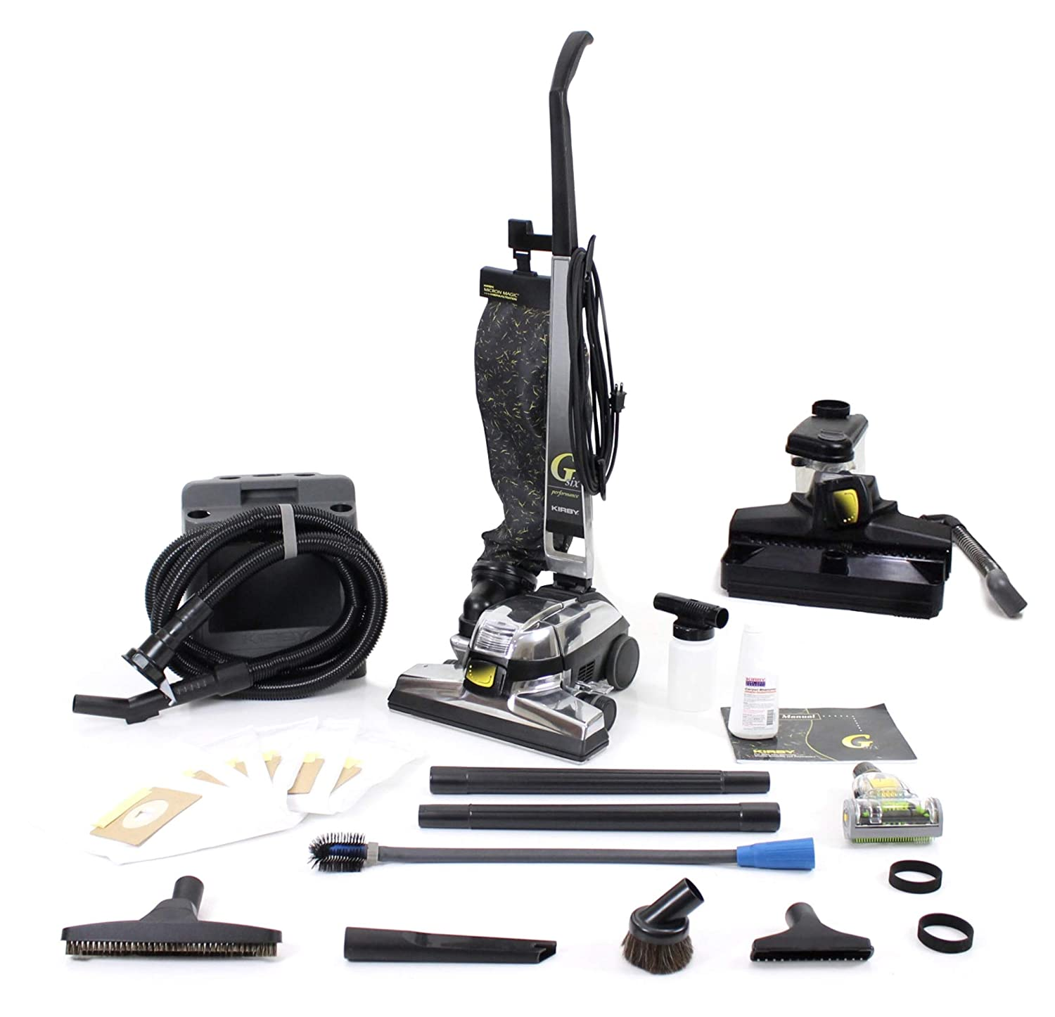 GV Kirby G6 Vacuum Cleaner & Shampooer w Tools (Certified Refurbished) …