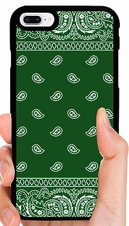 Amazon.com: Carcasa para teléfono móvil, diseño de bandana ...