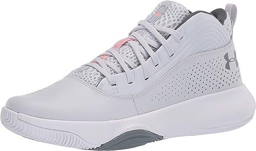 Under Armour Mens Lockdown 4 Basketballschuhe, Zapatos de ...