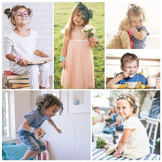 Kids Digital Watch,Cute Rabbit Shape,Girl Gifts