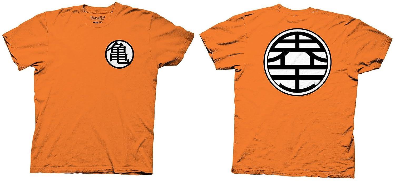 Amazon dragon ball z kame symbol t shirt clothing buycottarizona Choice Image