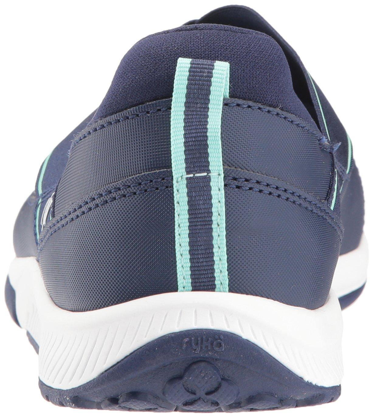 Ryka Women's klick Sneaker B0757DKPB6 7.5 B(M) US|Medieval Blue/White