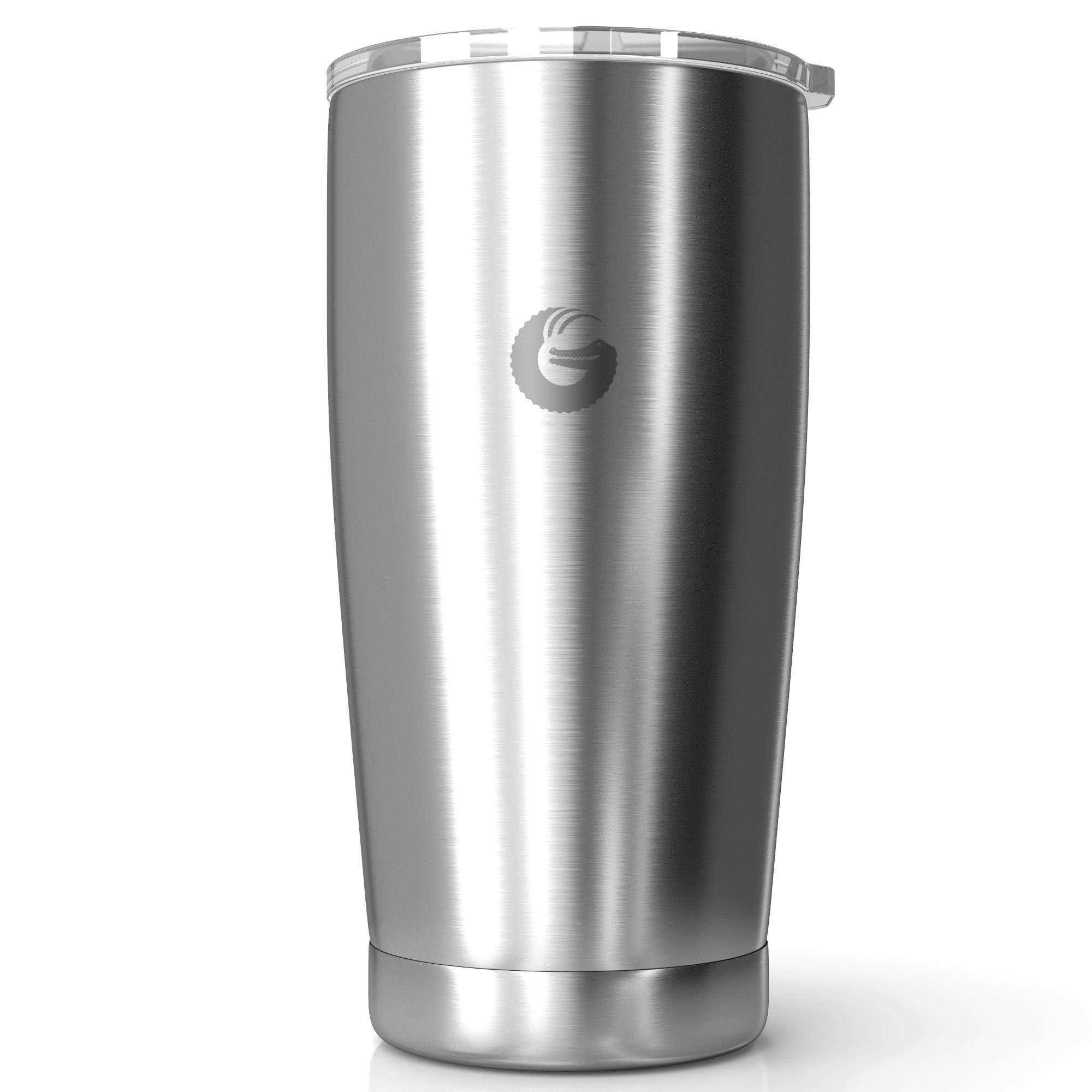 Coffee Gator Pour Over Coffee Maker - All in One Thermal Travel Mug and Brewer - Vacuum Insulated Stainless Steel - 20 ounce - Silver by Coffee Gator (Image #8)
