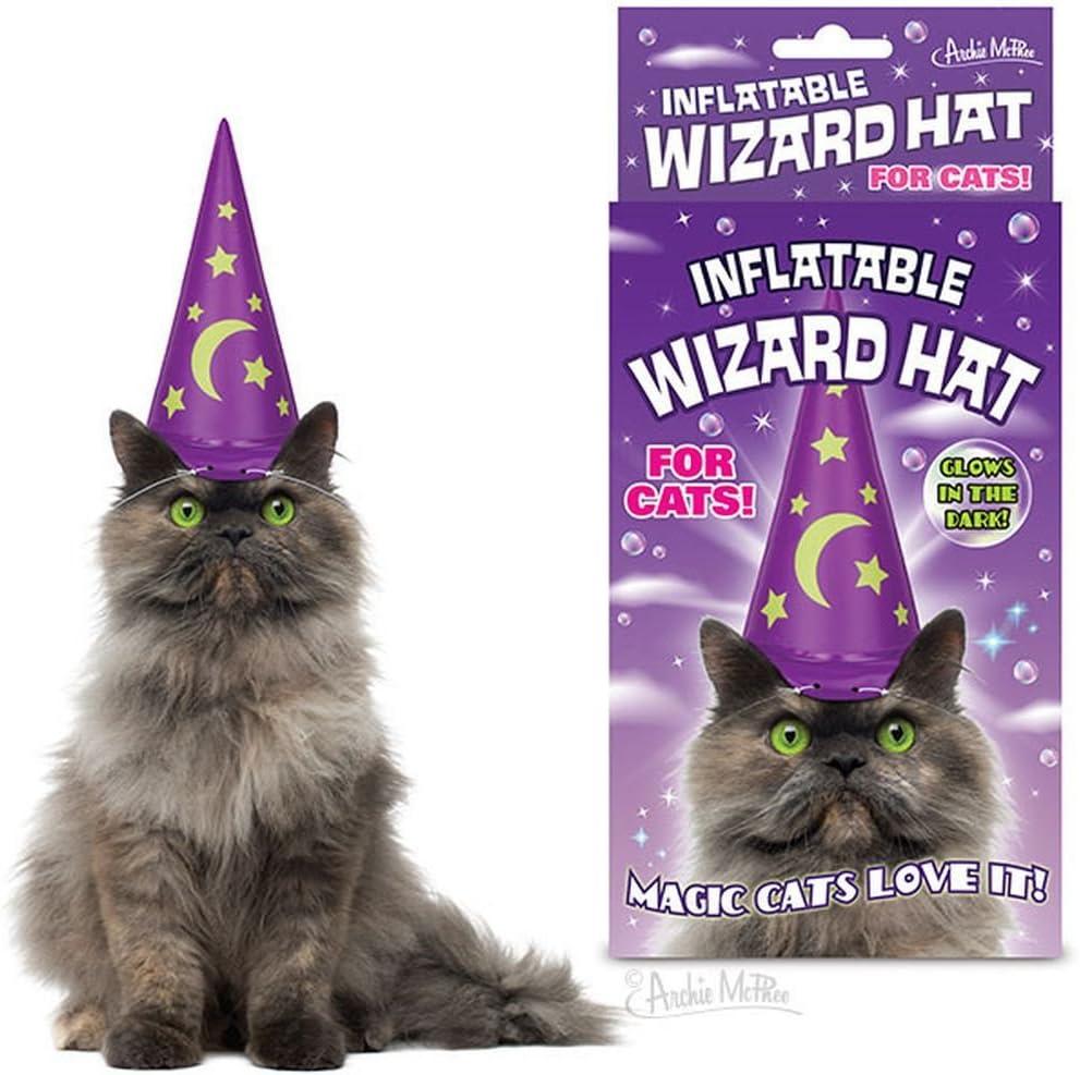 KIDS ANIMAL PET BLOW UP FANCY DRESS PARTY INFLATABLE CAT KITTEN EARS HEADBAND