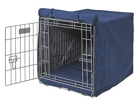Amazon.com: Lujo cubierta para cesta de en Midnight Azul ...