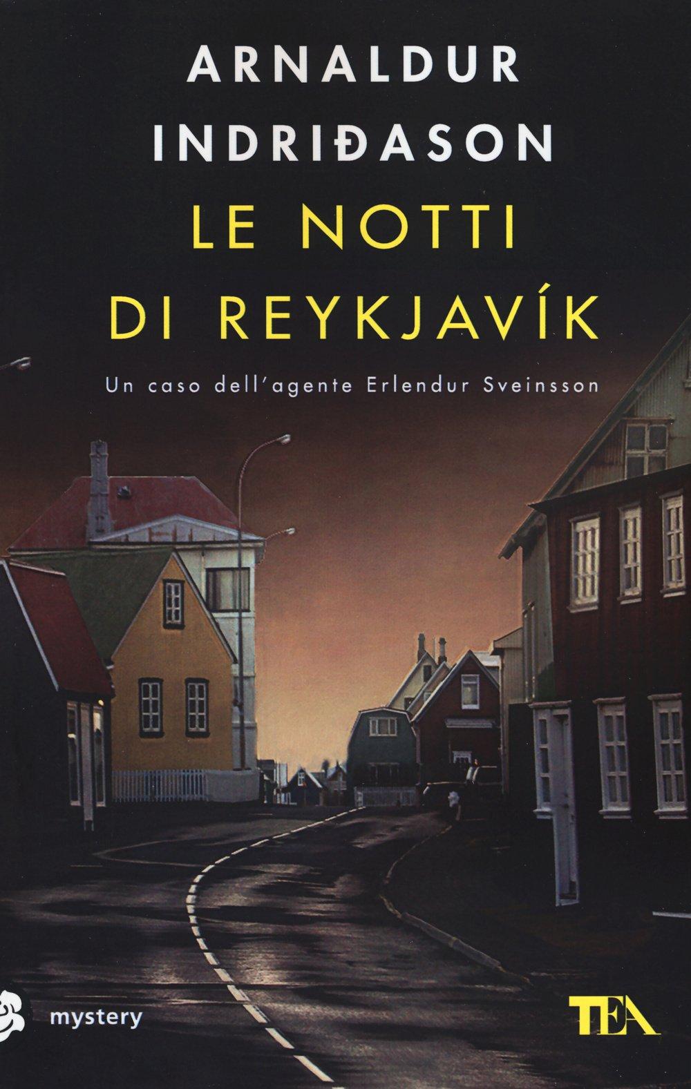 Le notti di Reykjavík – Arnaldur Indriðason