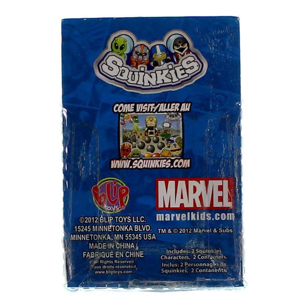 Spider-Man /& Green Goblin Blip Toys Marvel Squinkies