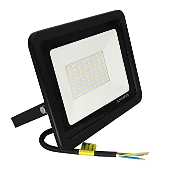 Popp Floodlight Led Foco Proyector Led 50w para Exterior ...