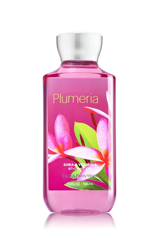 Amazon Bath And Body Works Plumeria Shower Gel 10 Ounces Gels Beauty