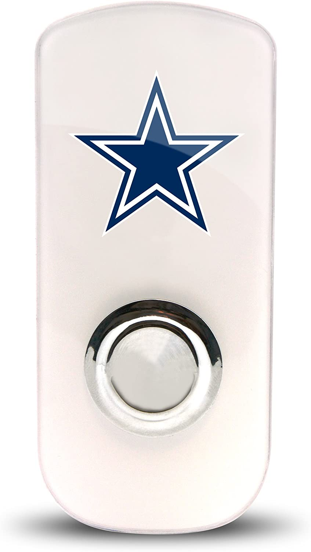 NFL Dallas Cowboys LED Night Light Flash Light