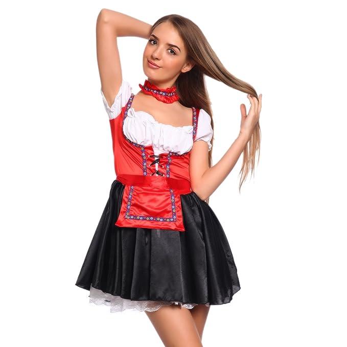 Vestido de traje regional tirolesa Trend-Promotion Austria ...