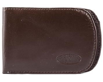 23f785436b Big Skinny Men s Curve Leather Bi-Fold Slim Wallet  Amazon.in  Bags ...