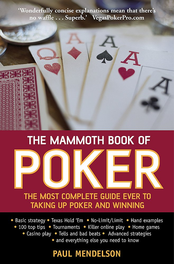 The Mammoth Book of Poker (Mammoth Books)