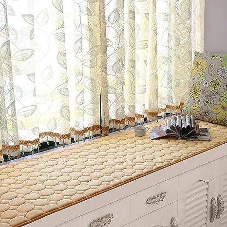 DSJ Colchonetas de péndulo Modernas Simples Colchonetas de Ventana Balcón de Esponja de Verano Colchones Cubo
