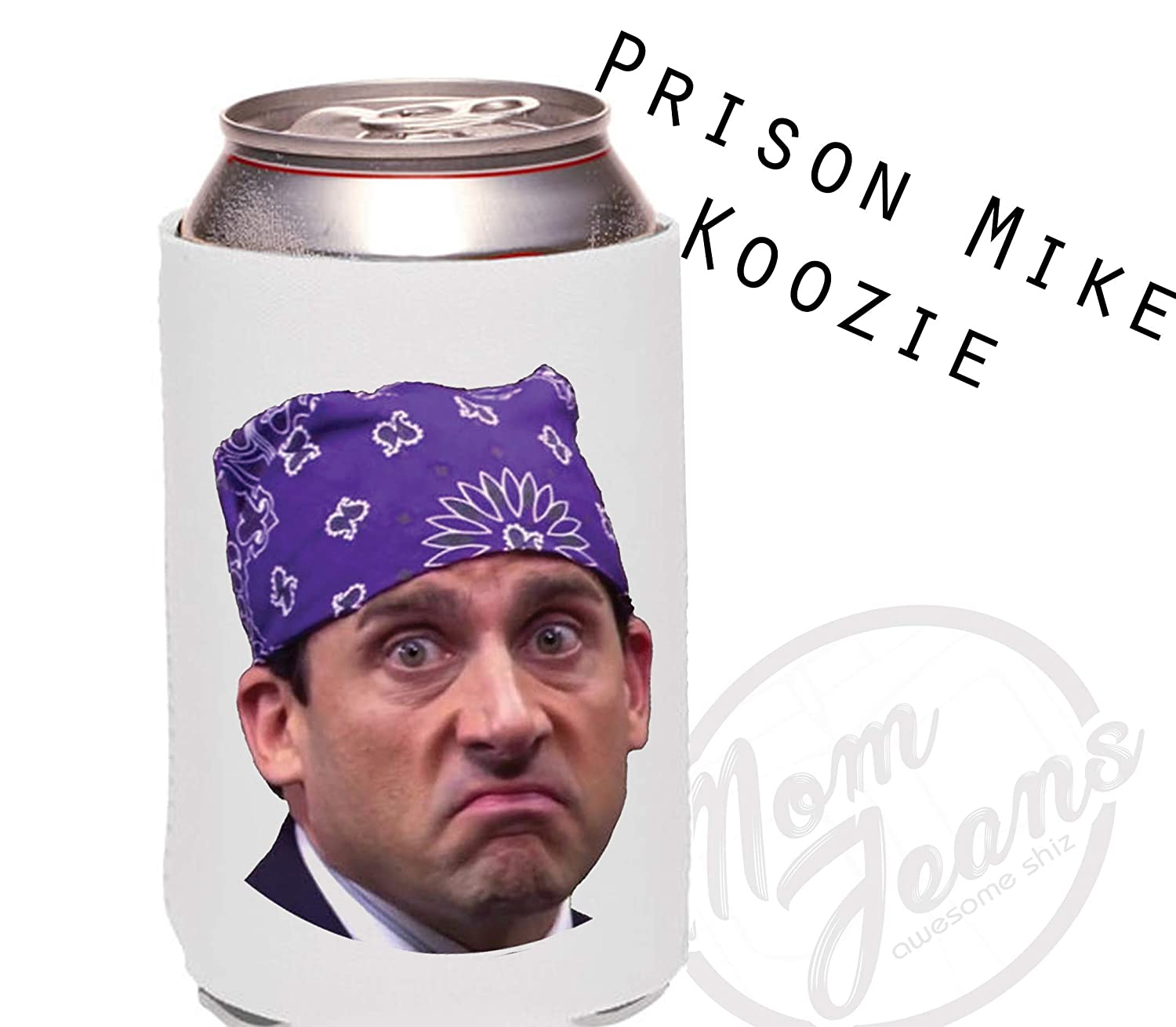 The Office Beer Hugger- PRISON MIKE