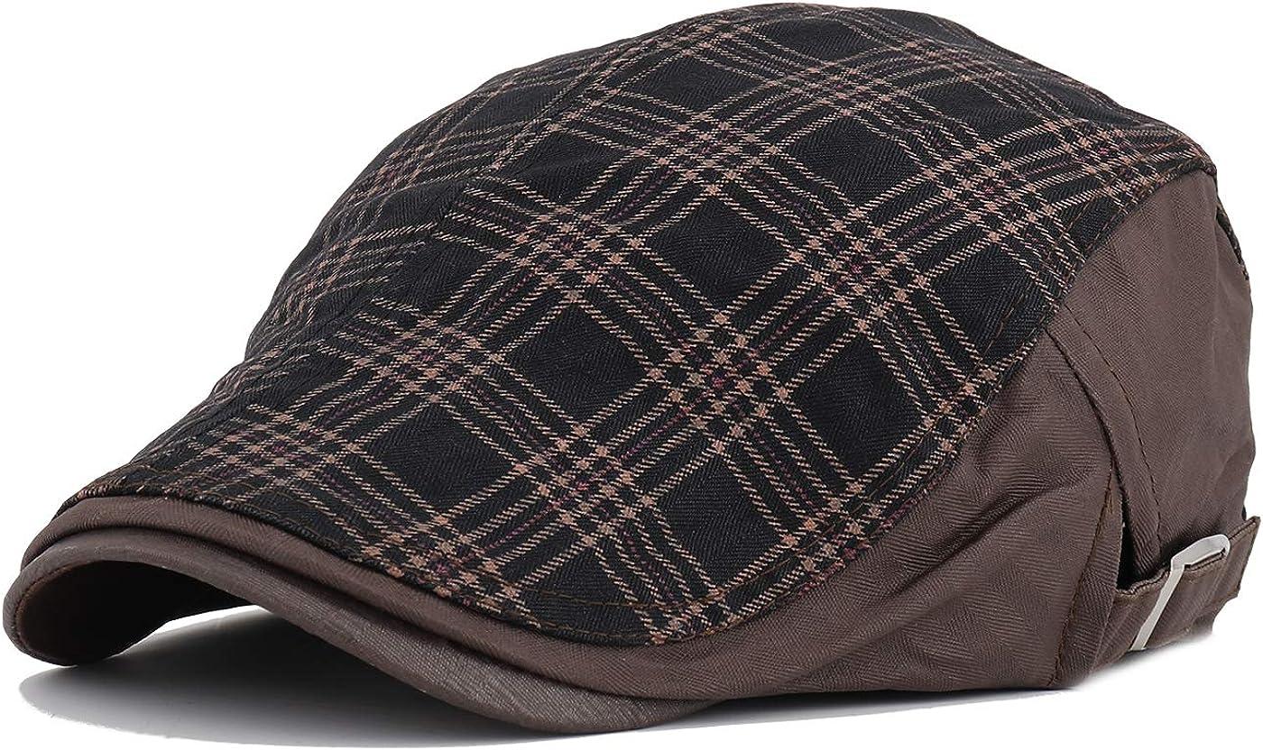 Gisdanchz Stylish Flat Cap...