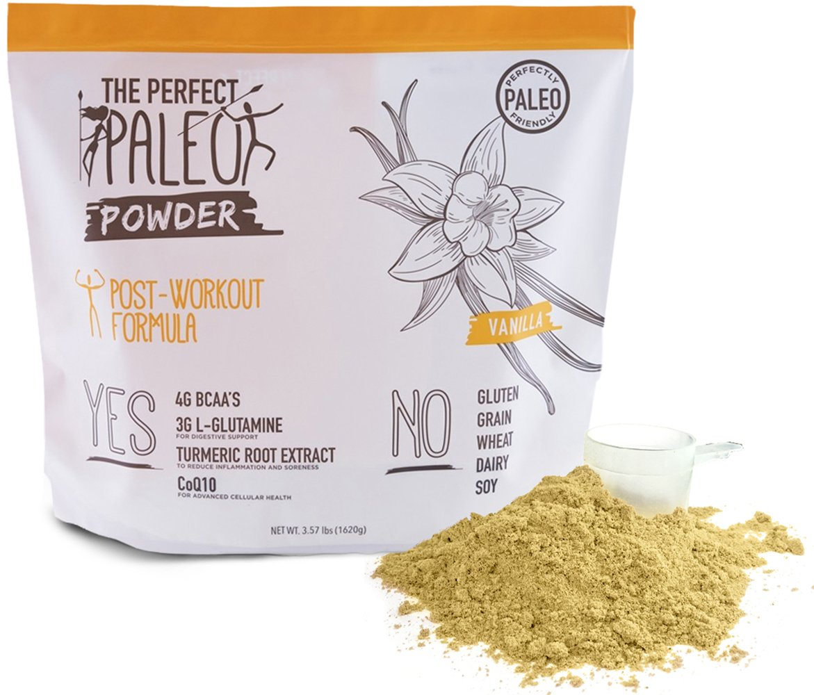 Post Workout Formula - Clovis - Post-Workout Collagen Protein Powder - 30 Servings - Helps Build Lean Muscle Mass, Powered by 24 Grams of Beef Collagen Protein, Prepares Muscles - Vanilla